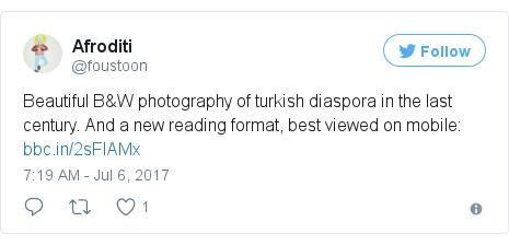 Twitter post by @foustoon