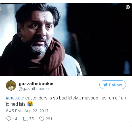 Twitter post by @gazzathebookie