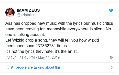 What Is The Meaning Of Soco By Wizkid