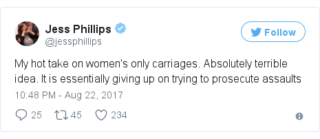 Twitter post by @jessphillips