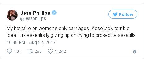 Twitter post by @jessphillips