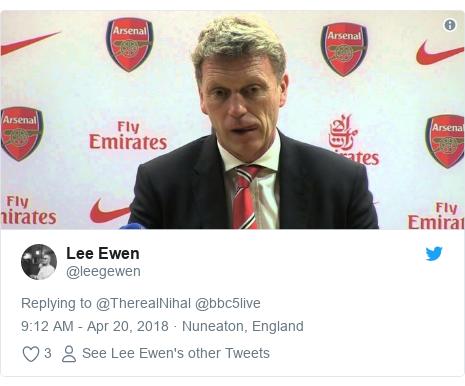 Twitter post by @leegewen: