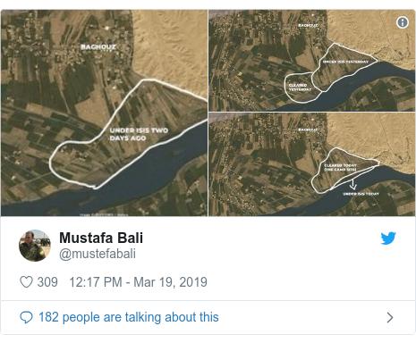 Twitter post by @mustefabali: