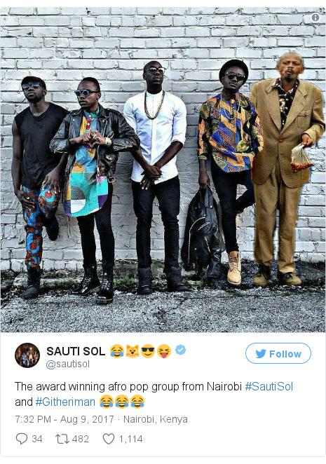 Twitter post by @sautisol