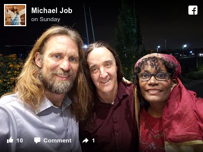 Ujumbe wa Facebook wa Michael: