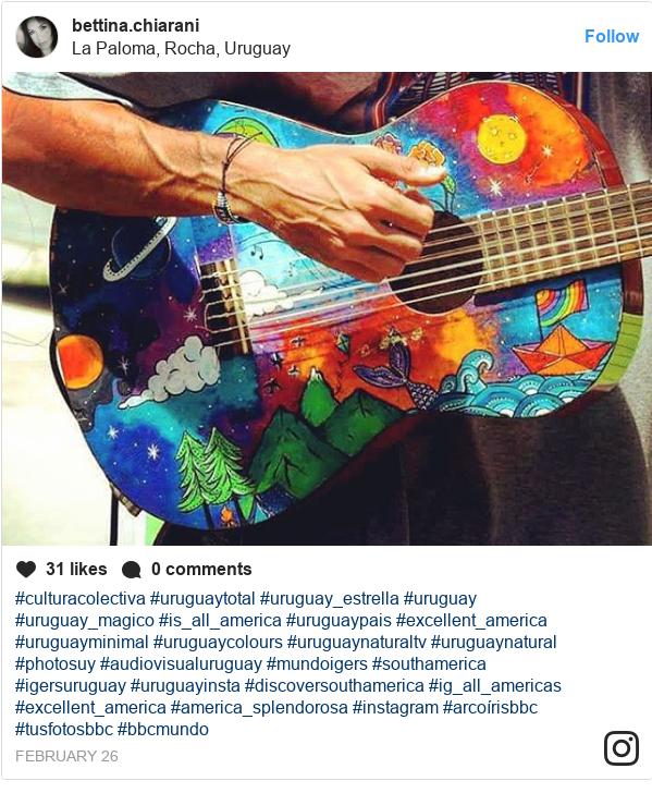 Publicación de Instagram por bettina.chiarani: #culturacolectiva #uruguaytotal #uruguay_estrella #uruguay #uruguay_magico #is_all_america #uruguaypais #excellent_america #uruguayminimal #uruguaycolours #uruguaynaturaltv #uruguaynatural #photosuy #audiovisualuruguay #mundoigers #southamerica #igersuruguay #uruguayinsta #discoversouthamerica #ig_all_americas #excellent_america #america_splendorosa #instagram #arcoírisbbc #tusfotosbbc #bbcmundo