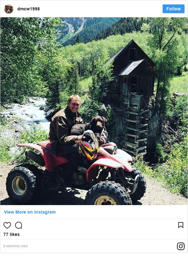 Publicación de Instagram por dmcw1998: