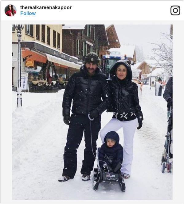 Instagram post by therealkareenakapoor: