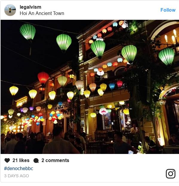 Publicación de Instagram por legalvism: #denochebbc