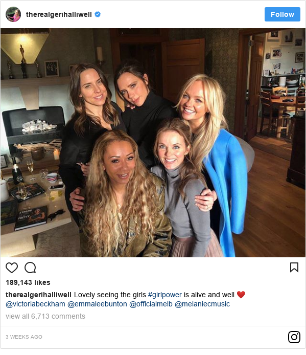 Spice Girls 'invited To The Royal Wedding', Says Mel B
