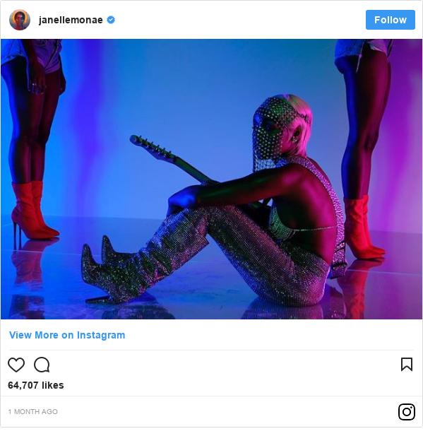 Instagram post by janellemonae: