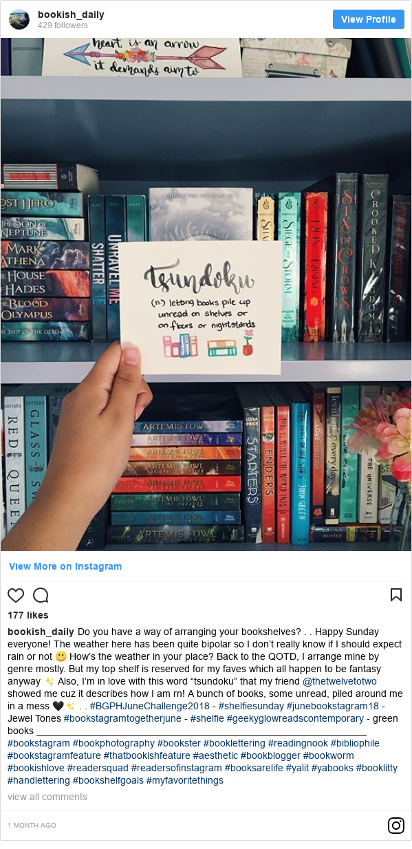 Tsundoku: The art of buying books and never reading them