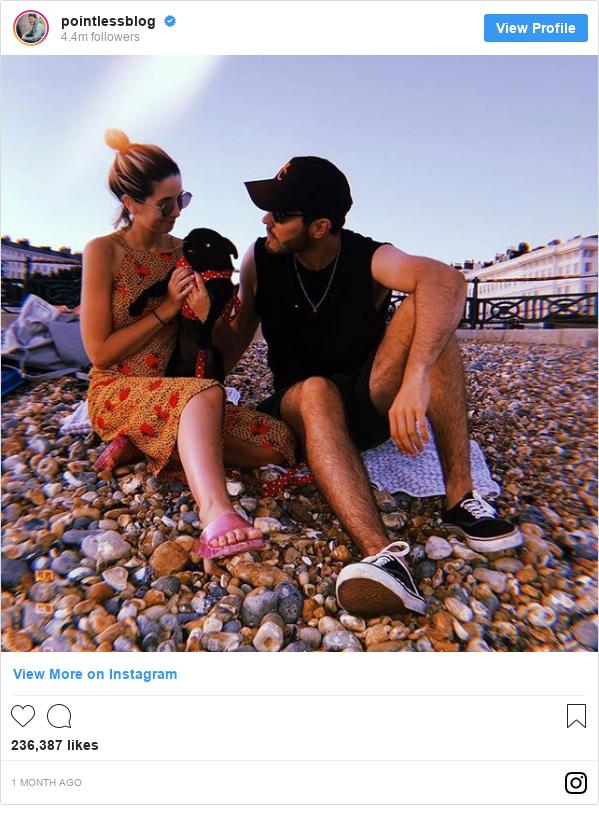 Instagram post by alfiedeyes: