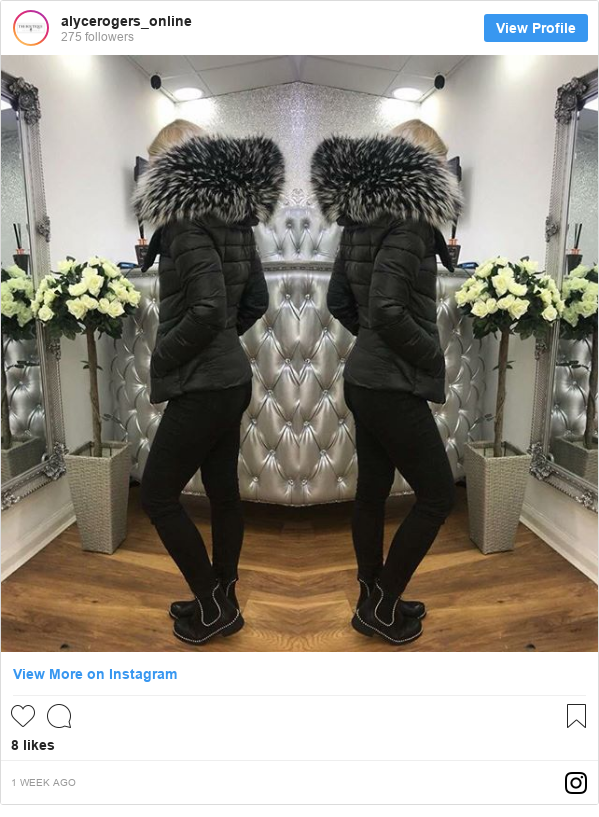 Instagram post by alycerogers_online:
