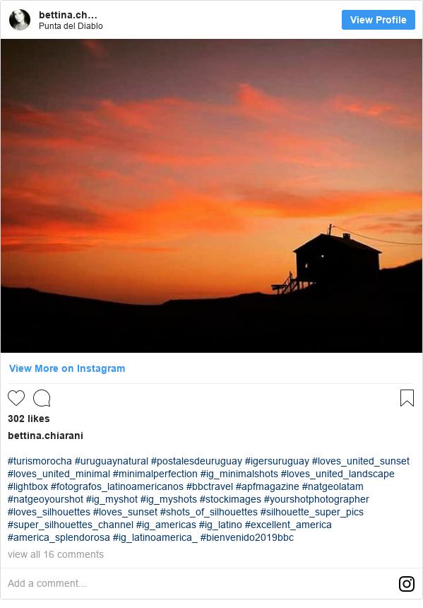 Publicación de Instagram por bettina.chiarani: #turismorocha #uruguaynatural #postalesdeuruguay #igersuruguay #loves_united_sunset #loves_united_minimal #minimalperfection #ig_minimalshots #loves_united_landscape #lightbox #fotografos_latinoamericanos #bbctravel #apfmagazine #natgeolatam #natgeoyourshot #ig_myshot #ig_myshots #stockimages #yourshotphotographer #loves_silhouettes #loves_sunset #shots_of_silhouettes #silhouette_super_pics #super_silhouettes_channel #ig_americas #ig_latino #excellent_america #america_splendorosa #ig_latinoamerica_ #bienvenido2019bbc