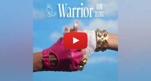 Youtube post by Aluna: Aluna - Warrior (feat. SG Lewis) [Official Full Stream]