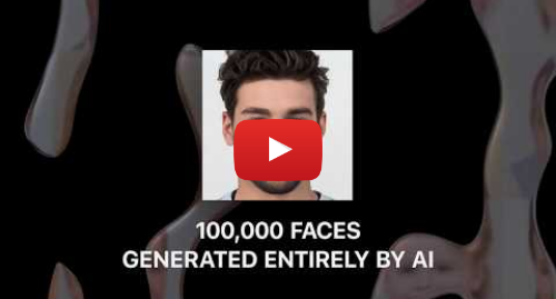 پست یوتیوب از Generated Photos: 100K AI Generated Faces