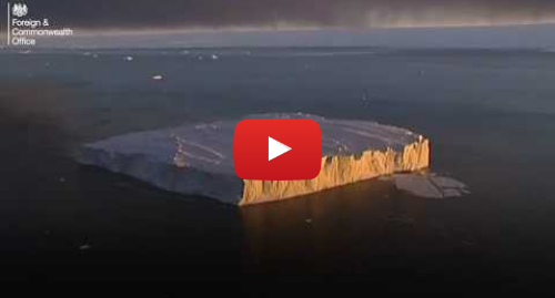Youtube post by Foreign & Commonwealth Office: The impact of global warming on the Antarctic Peninsula