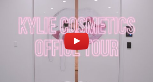 Youtube post by Kylie Jenner: Official Kylie Jenner Office Tour