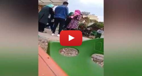 يوتيوب رسالة بعث بها aldostor news: طالب يحضن زميلته في جامعة المنصورة