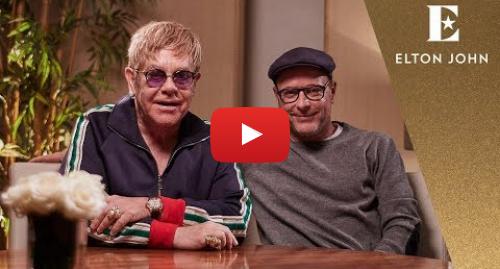 Youtube post by Elton John: Elton John's Rocket Hour - Kingsman  The Golden Circle Special