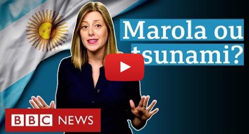 YouTube post de BBC News Brasil: Como crise na Argentina pode afetar o Brasil