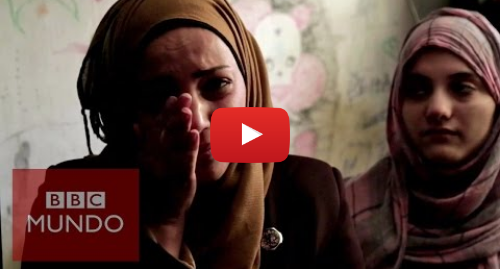 Publicación de Youtube por BBC News Mundo: Alepo, campo de batalla en la guerra de Siria