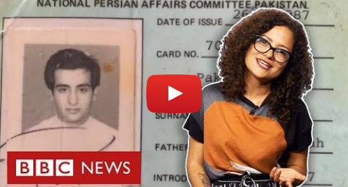 """YouTube post de BBC News Brasil: A incrível saga do iraniano que encontrou """"paraíso"""" no Brasil"""
