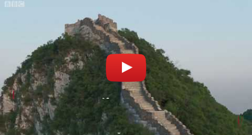 Youtube post by BBC News Telugu: Great Wall of China  Once it stopped armies, but will it survive the plant invasion?