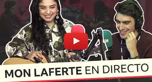 Publicación de Youtube por BBC News Mundo: Entrevista a Mon Laferte en directo con BBC Mundo desde Londres