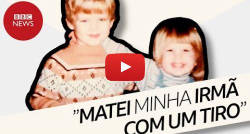 YouTube post de BBC News Brasil: Ele procurava brinquedo e encontrou uma arma