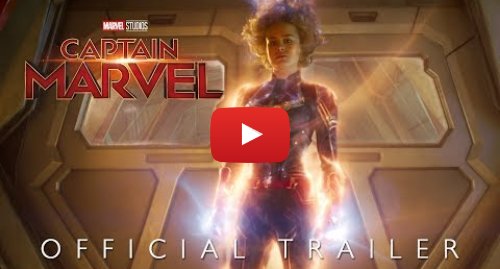 Youtube post by Marvel Entertainment: Marvel Studios' Captain Marvel - Trailer 2