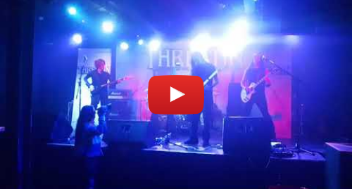 Youtube post by LUTE BAND: Threatin Live Rebellion Manchester ORIGINAL 7.11.18