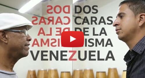 Publicación de Youtube por BBC News Mundo: Venezuela  cómo una escuela de música unió a un chavista y a un opositor en Caracas