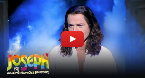 Youtube post by Joseph and the Amazing Technicolor Dreamcoat: Any Dream Will Do - 1999 Film | Joseph