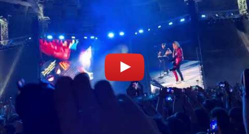 Youtube пост, автор: Тимур Шакирбеков: Metallica - Группа крови (live Moscow Worldwide 2019)