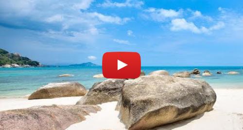 YouTube post de The Real Samui Webcam: Crystal Bay Yacht Club Live Stream From Lamai, Koh Samui, Thailand | Live HD Webcam | SamuiWebcam
