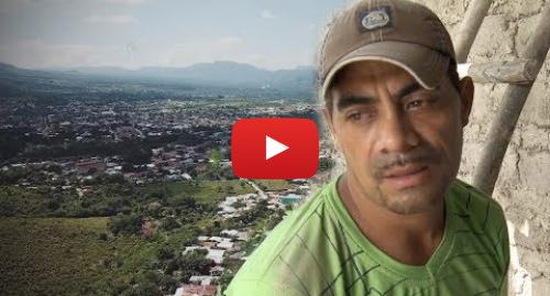 Publicación de Youtube por BBC News Mundo: Caravana de migrantes  la extrema pobreza de la que miles de hondureños quieren escapar