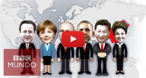 Publicación de Youtube por BBC News Mundo: China  la visión del mundo según el gigante asiático - BBC Mundo