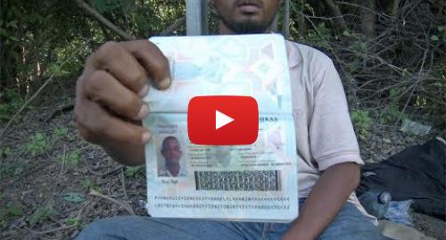 Publicación de Youtube por BBC News Mundo: Caravana de migrantes en Guatemala  cientos de hondureños siguen a los que ya caminan en México
