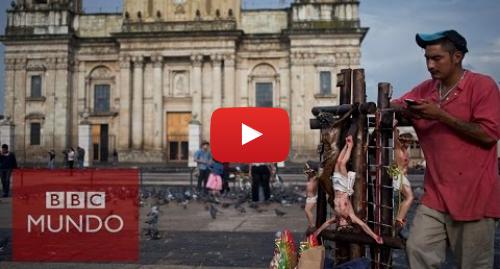 Publicación de Youtube por BBC News Mundo: Aquello que no se cuenta de Centroamérica - HANGOUT