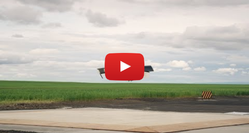Youtube post by amazon: Amazon Prime Air's New Delivery Drone