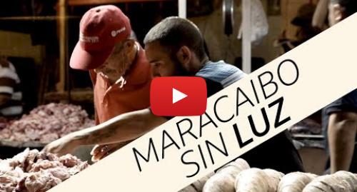 Publicación de Youtube por BBC News Mundo: El mercado en Venezuela donde las familias compran carne podrida para subsistir