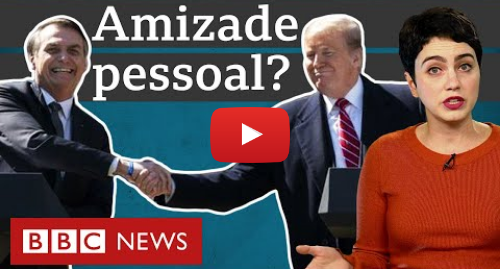 YouTube post de BBC News Brasil: 7 a 1? Oito capítulos marcantes da amizade desigual entre EUA e Brasil