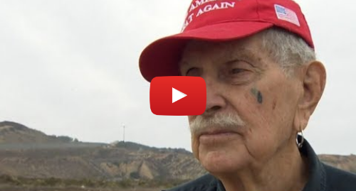 """Publicación de Youtube por BBC News Mundo: Vigilante fronterizo en EE.UU. llama """"invasores"""" a la caravana de migrantes"""