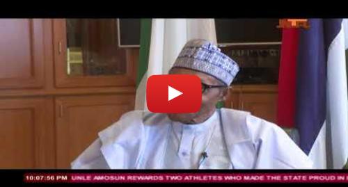 Youtube wallafa daga NTA News: Special Interview with President Muhammadu Buhari 27/05/2019