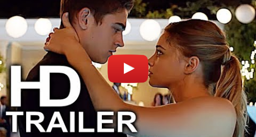 Youtube post by MovieAccessTrailers: AFTER Trailer #2 NEW (2019) Josephine Langford, Hero Fiennes Tiffin Movie HD