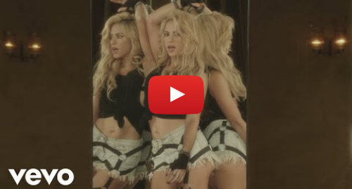 Youtube post by shakiraVEVO: Shakira - Chantaje ft. Maluma