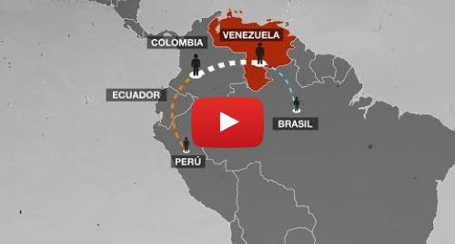 Publicación de Youtube por BBC News Mundo: Crisis en Venezuela  por qué 2, 3 millones de venezolanos abandonaron el país