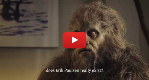 Youtube post by Dean Phillips for Congress: We Found Bigfoot! — Dean Phillips for Congress MN-03